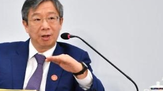 중국증시 폭락에 화들짝…인민은행 총재 경제 자신감 내비쳐