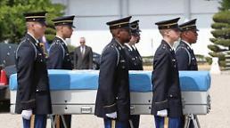 .CNN:朝鲜将几天内归还最多200具美军遗骨.