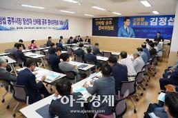공주시장 민선7기  인수위원회 가동