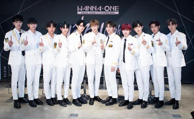 Wanna One、「リーボック2018 F/Wアジアモデル」に抜擢