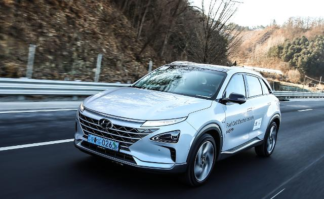 Hyundai Motor forges hydrogen fuel cell partnership with Volkswagen