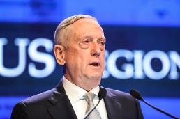 .U.S. defense chief Mattis to visit S. Korea next week: Yonhap.