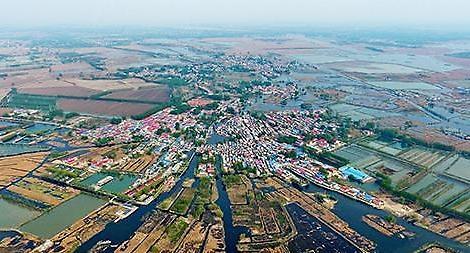 [르포] 베일 벗는 '시진핑의 도시'