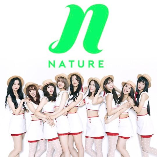 韩中日跨国女团NATURE将于8月出道