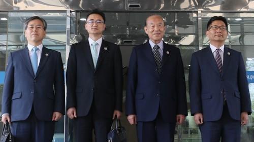 韩朝22日红十字会会谈朝方名单公布