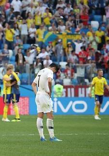 [월드컵] 메시의 침묵, 결 같은 손흥민의 헛심