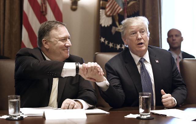 特朗普:全面无核化已经开始 行动非常迅速