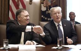 .特朗普:全面无核化已经开始 行动非常迅速.