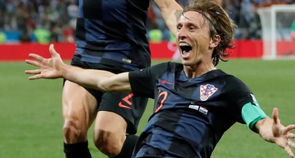 [월드컵] 약자들의 반란… 러시아·멕시코·일본 그리고 아르헨티나 이기고 16강 진출 확정한 크로아티아