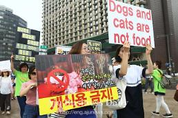 .Activists welcome amendment in animal protection law.