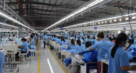 [줌]글로벌 패션 생산기지, 베트남 시장에 쏠린  눈