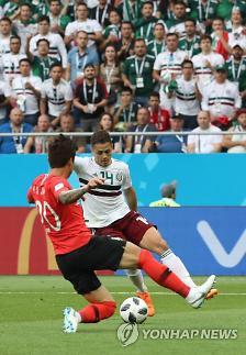 [월드컵] 멕시코 상대로 투혼 깨어난 한국, 월드컵 운명 가른 세밀함