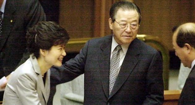 [김종필별세] JP, 대권 지지후보 변천사