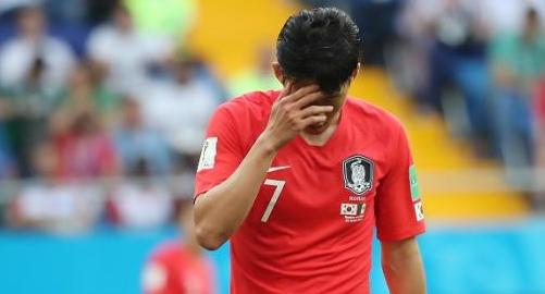 [월드컵] 참았던 눈물 쏟은 손흥민