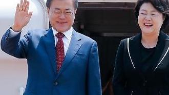 문 대통령 러시아서 귀국…한반도新경제지도 탄력ㆍ비핵화 협력