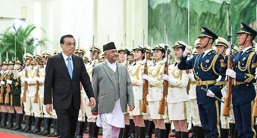 中-네팔 국경 잇는 철도개발 협력...일대일로 가속화