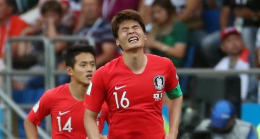 '캡틴' 기성용 부재…신태용호 '비상'