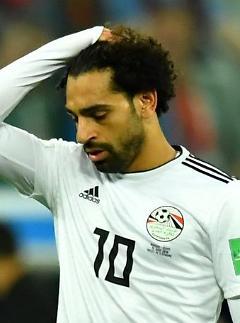 """[월드컵] 살라 """"체제 선전에 이용되는 것, 원하지 않는다""""...이집트 대표팀 은퇴 암시"""