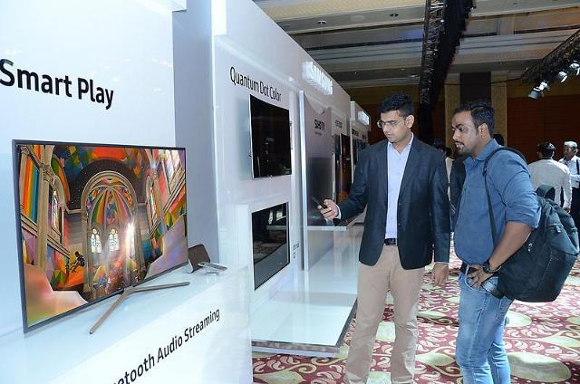 三星加大对印度市场投资 液晶电视、智能手机一个都不能少
