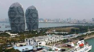 중국 크루즈 관광객 꾸준히 증가…올해 570만명 육박 예상