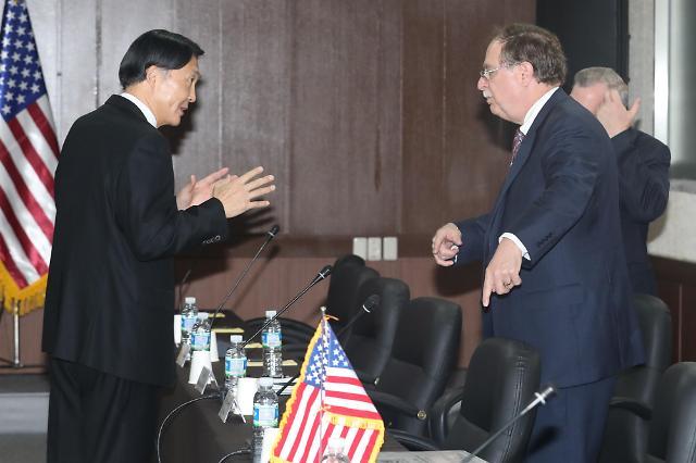 韩美今举行第10次防卫费分担谈判