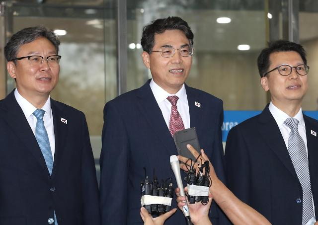 韩朝今日举行铁路小组会议