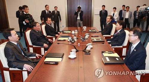 韩朝商定下月起联合考察朝方区段铁路