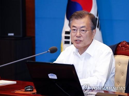 操心又疲劳! 韩国总统文在寅病倒 本周日程全部取消