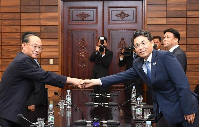 韩朝举行公路合作小组会谈 就公路连接等问题交换意见