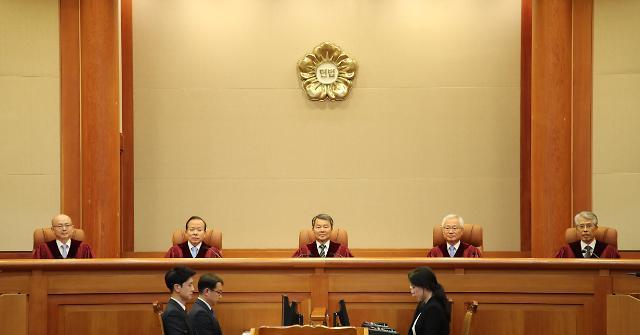 韩国宪院裁定良心逃役者处罚规定不违宪