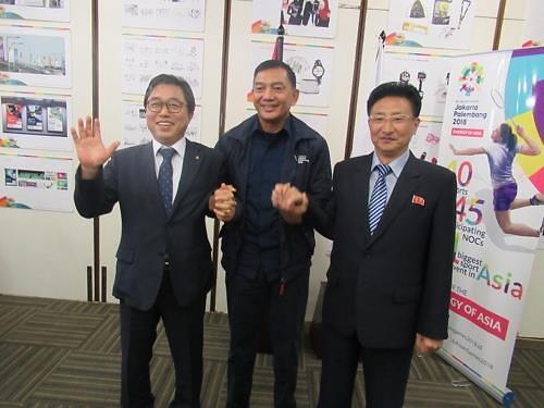 韩朝将组建三项联队参加亚运会