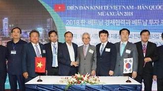 [Kinh tế] Hàn Quốc – Việt Nam cùng hợp tác để phát triển thịnh vượng