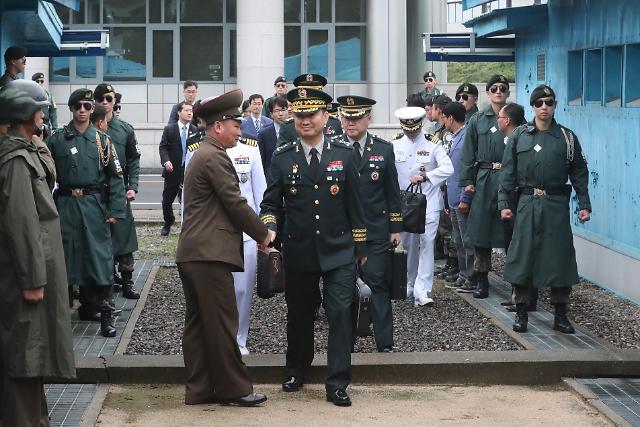 韩军方叫停DMZ附近部队设施新建计划 或为裁军作事前准备