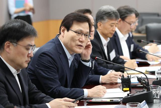 韩国金融委员会:要求7大主要金融集团实施统合监管
