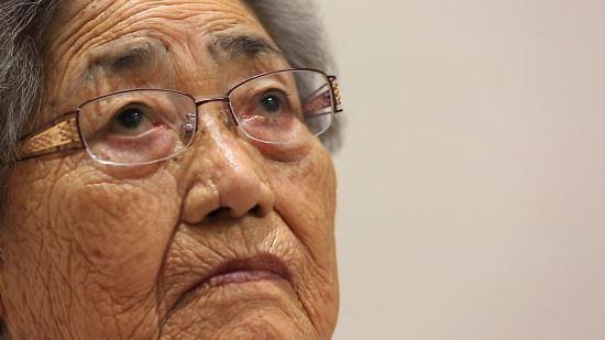 韩国又一慰安妇受害人离世 仅27人在世