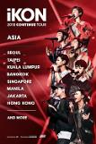 .iKON世界巡演8月首尔开幕 将登陆港台.