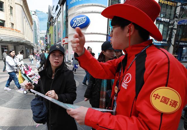 中国游客回来了 怎么韩国内需市场还是没起色?