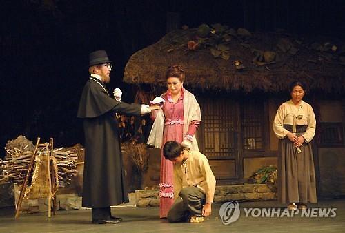 韩朝话剧交流委员会成立 已向朝方提议举行话剧节