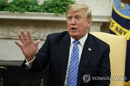 .Trump voices confidence Kim will respect nuclear deal: Yonhap.