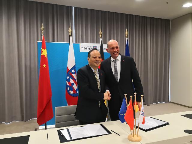 '배터리 1위' 중국 CATL, 독일에 3000억 배터리공장 건설
