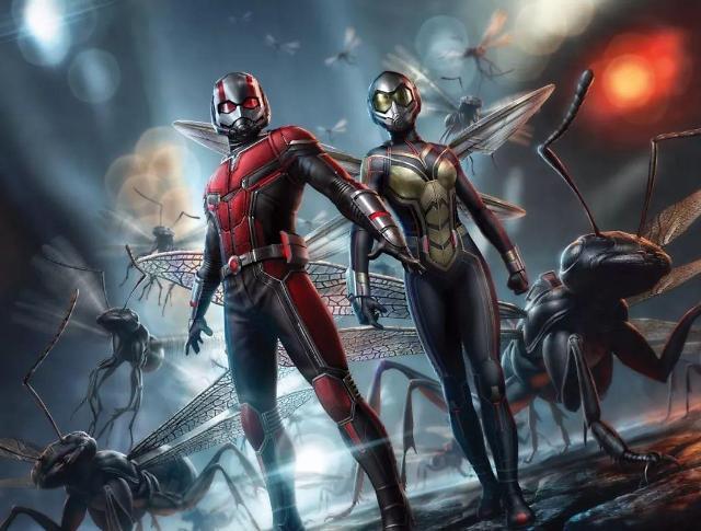 《蚁人2》大卖 连续9日领跑韩国电影市场
