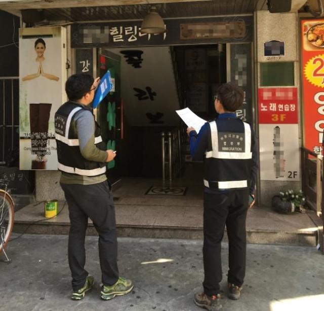 拿着留学签证非法打工 韩国政府管理难