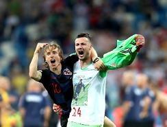 [월드컵] 20년 만의 '리턴매치'…프랑스 vs 크로아티아 '우승 가리자'