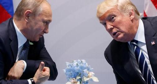 트럼프-푸틴, 스트롱맨간 브로맨스? 첫 정상회담 관심