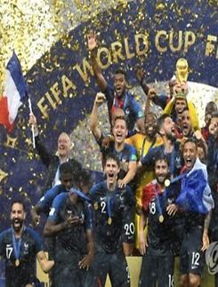 [월드컵] '20년 만에 꽃핀 아트사커' 프랑스, 크로아티아 꺾고 두 번째 우승