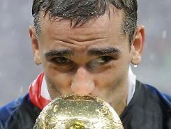 [월드컵] 프랑스, 우승상금 '431억원 돈방석'…'탈락' 한국도 91억원 챙겨