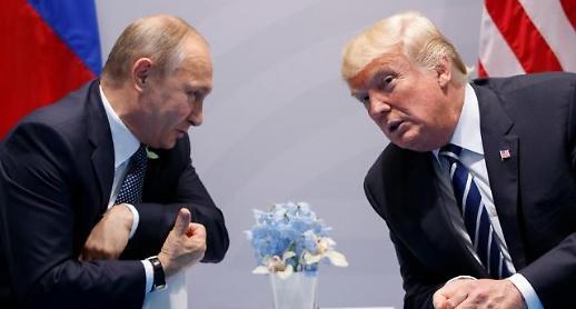 [뷰] 트럼프-푸틴, 드디어 만난다