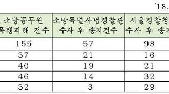 구급대원 폭행 'NO'… 서울시, 전담수사 '119광역수사대' 출범