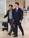 .Two Koreas hold talks on reviviing logistic project near border Russia.