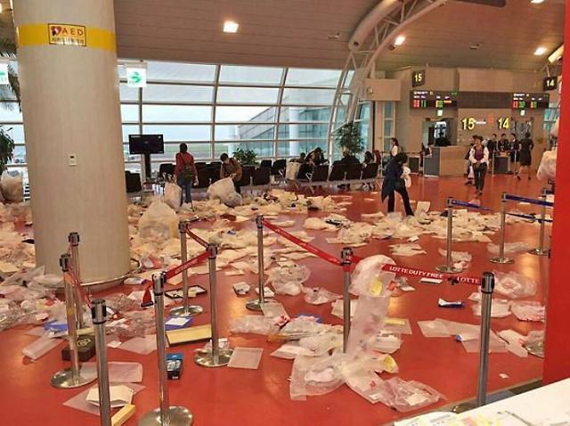 注意了!你在机场的这种行为可能违法!